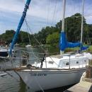Cal 39 Sailboat
